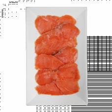 Кета филе-ломтики в масле 180гр