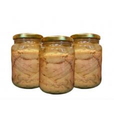 Печень трески натуральная 700гр