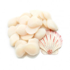 Морской гребешок 60-80шт/кг