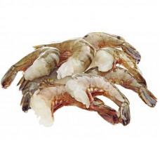 Креветка сыро-мороженная в панцире б/головы