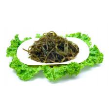 Салат из морской капусты с соевым соусом